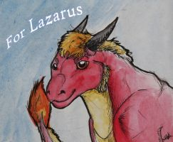 FOR Lazarus by Ymia-the-cheetah