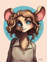 Noomi - Electric Youth by TheLivingShadow