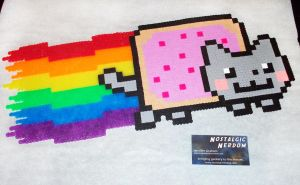 Giant Real Life Nyan Cat by Jennifer-EA