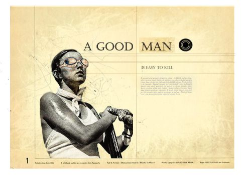 A Good Man is Easy to Kill by F-For-Fake