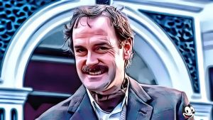 Basil Fawlty by Felix-2