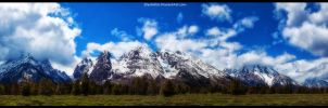Grand Tetons by SteelAtlas