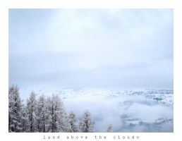 Land Above the Clouds by JonasLuc