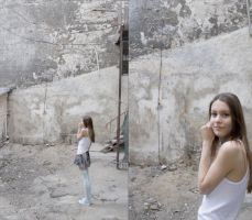 The girl - Odessa by photoport