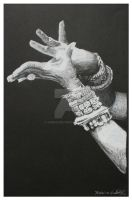 Hands by Dhria