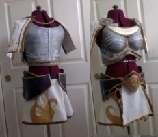 Lux Armor ~Front and Back~ by RikkuGrape