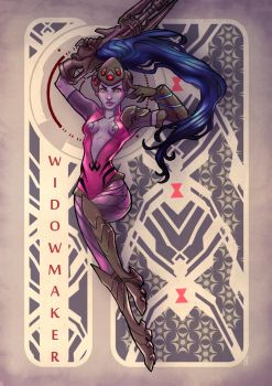 Widowmaker by DieKunster