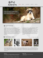 Pet Adoption by sylview