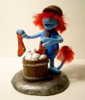 Boober Fraggle by funkmaster-c
