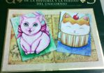 Sweet Kitties ACEO Cards by PaolaZunico