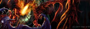 War of Wyrm by rusharil