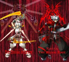 The Double Grim Reaper's by Greiga