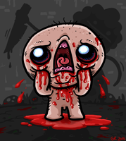 The Binding of Isaac by Splapp-me-do