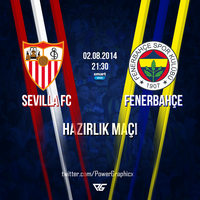 Sevilla - Fenerbahce Hazirlik Maci by Power-Graphic