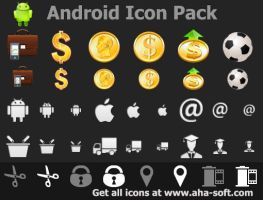 Android Icon Pack by Ikonod
