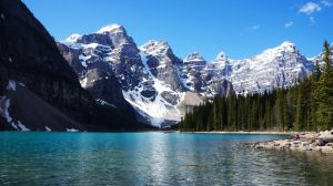 Moraine Lake by PirateGrrrl