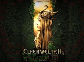 Elfenwelten Wallpaper by Jujin