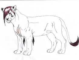 The White Lioness by ForeverFallen16