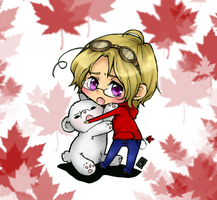 Canadian Please by animegirl77