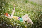 Captain Earth - Dandelion Field by aco-rea