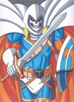 The Taskmaster by RobertMacQuarrie1