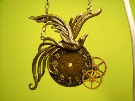 Steampunk Necklace 1 by Chr-ali3