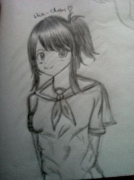 Yandere-chan by Hiume-Chan