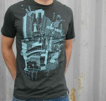 Metropolis shirt by a-mar-illo
