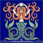 Zoomorphic Mermaid by WrensHollow
