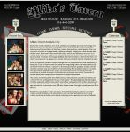 Mikes Tavern Bar Website by SD-Designs