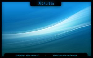 X-Caliber by sreeejith