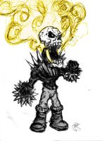 another ghost rider by 00sjcx