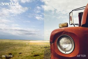 Vintage Lightroom Presets by photographypla-net