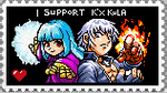 I support KxKula stamp by CountUchiha