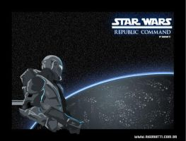 Star Wars: Republic Command by Rigonatti