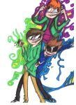 eddsworld fanart by CheekanRama
