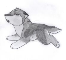 Cute before the pup napping by G1-Ratbat