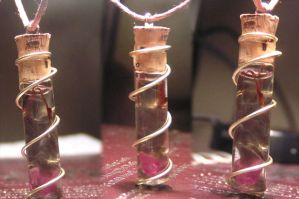 Magic Vial - Guardian Heart by Izile