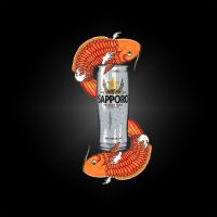 Sapporo Beer Contest Entry. by AngelosAtelier