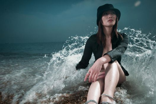 seaside 1 by mollyzhang