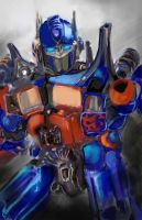 Prime, Close Up. by blobble