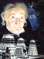 The First Doctor by solman1