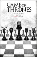 A Game of Thrones by MikhailDingle