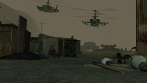 Army on Wastelands by Narox22