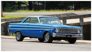 A Ford Falcon by TheMan268