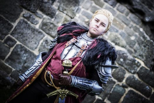 Dragon Age Inquisition - Cullen Rutherford Cosplay by zahnpasta