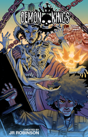 DEMON KINGS i2 COVER COLOR by theCEOofDEATH