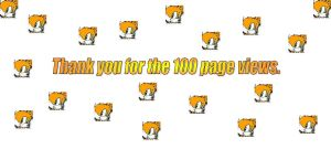 thankyou for the 100 pageviews by Tailsplz