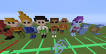 Minecraft Mini: Bravest Warriors by ChaosCreator42