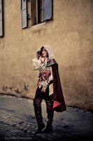 Assassin's Creed 2 Ezio Cosplay 3 by Luxxurious
